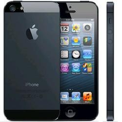 Điện thoai di động iPhone 5 32GB Black