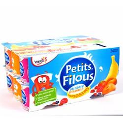 Sữa chua phomai petits filous pots