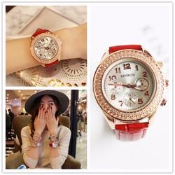 Đồng hồ nữ đính đá cao cấp