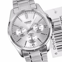 Đồng hồ nam Casio chính hãng 6 kim, chống nước 50M, 1375D