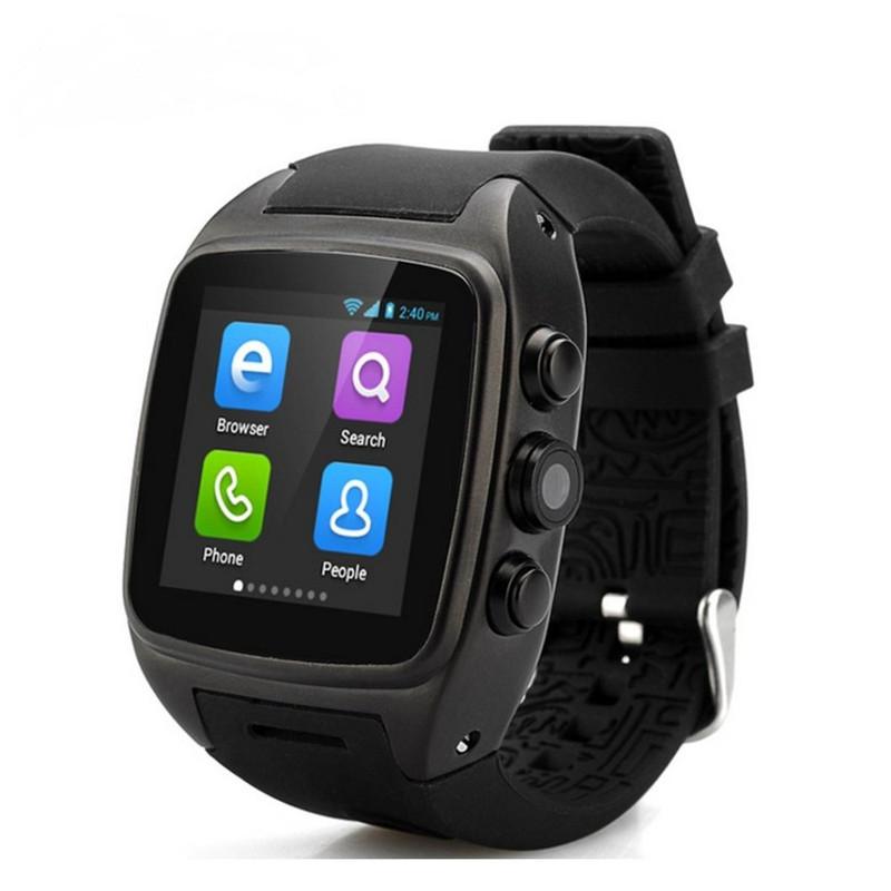 Đồng hồ thông minh gắn sim Z1 smartwatch wifi chống nước bh 12 tháng 1