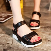 Giày Sandal quai dán phong cách -S032D- F3979.com