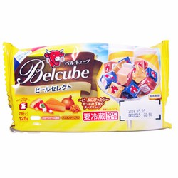 Phô mai Belcube Nhật vị Pizza