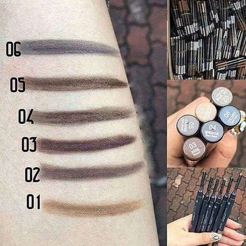 CHÌ KẺ CHÂN MÀY  The face shop DESIGNING EYEBROW PENCIL NEW 2015 - 3971495 , 3464779 , 15_3464779 , 65000 , CHI-KE-CHAN-MAY-The-face-shop-DESIGNING-EYEBROW-PENCIL-NEW-2015-15_3464779 , sendo.vn , CHÌ KẺ CHÂN MÀY  The face shop DESIGNING EYEBROW PENCIL NEW 2015