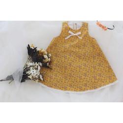 Đầm cotton cute cho bé