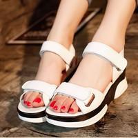 Giày Sandal quai dán phong cách -S032T- F3979.com