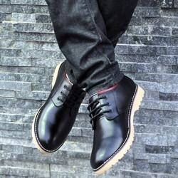 Giày da thật dáng thể thao trẻ trung, năng động