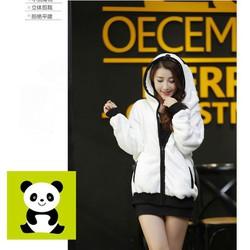 Áo Khoác Gấu PanDa - Có Đuôi - HK161