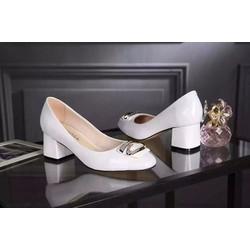 Giày cao gót chính hãng đế vuông HOT nhất hiện nay