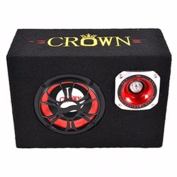 Loa nghe nhạc Crown 5 đế vuông