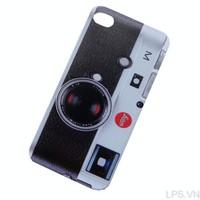 Ốp lưng iPhone 4-4s dẻo hình máy ảnh