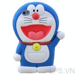 Ốp lưng iPhone 4-4s dẻo hình Doremon