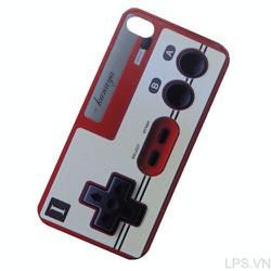Ốp lưng iPhone 4-4s dẻo hình GAMEPAD