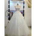áo cưới cúp ren