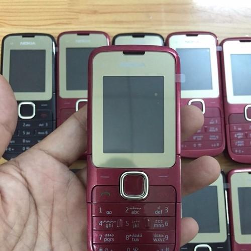 Điện Thoại Nokia C2-00 2sim main zin chính hãng có pin và sạc Bảo hành 12 tháng - 3972541 , 3469431 , 15_3469431 , 450000 , Dien-Thoai-Nokia-C2-00-2sim-main-zin-chinh-hang-co-pin-va-sac-Bao-hanh-12-thang-15_3469431 , sendo.vn , Điện Thoại Nokia C2-00 2sim main zin chính hãng có pin và sạc Bảo hành 12 tháng