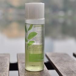 Nước tẩy trang Phyto Powder In Lip and Eye Makeup Remover Green Tea