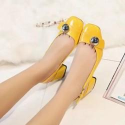 Giày cao gót nữ kiểu dáng đẹp mới lạ - siêu HOT