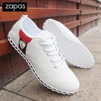 Giày Lười Thời Trang Zapas Màu Trắng  GB050WH