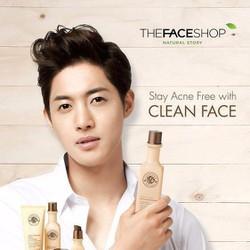 Nước hoa hồng cho da mụn da dầu The Face Shop 130ML