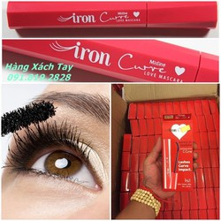 Mascara Iron Curve Mistine Thái Lan