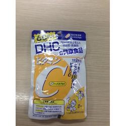 Viên uống DHC Vitamin C  Nhật -120 viên 60 ngày