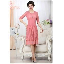 Đầm suông kèm phụ kiện - DM195 free size - HÀNG NHẬP