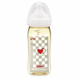Bình sữa nhựa Pigeon nội địa Nhật Bản 240ml