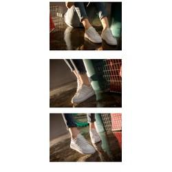 Giày thể thao 3 sọc trắng