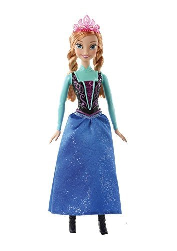 Búp bê cẩm thạch công chúa Anna trong bộ váy kim cương 1