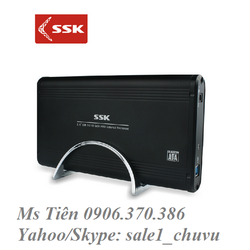 Box HDD SSK HE-G130 3.5 SATA 3.0