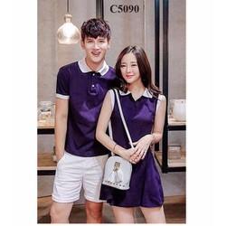 áo váy cặp tình nhân E52 giá 1 đôi