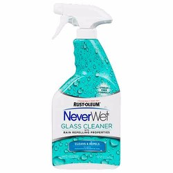 Bình làm sạch Kính GLASS CLEANER - NEVERWET HOA KỲ