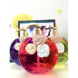 Sữa tắm hương nước hoa VALENTINE By Love Shower Gel
