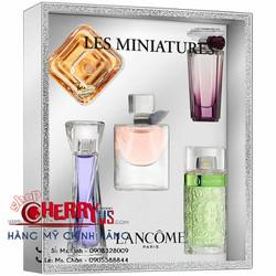 Set Nước Hoa L-a-n-c-o-m-e Les Miniatures