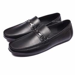 Giày lười da thật phong cách trẻ trung