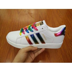 [Greenlife Shop] Giày Superstar 7 màu
