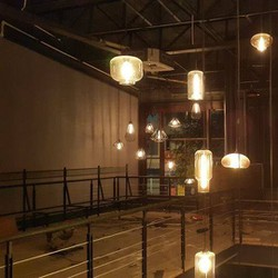 Đèn thả nghệ thuật cho quán caffee TP HCM