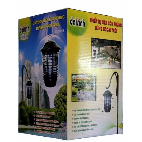 Đèn diệt muỗi Đại Sinh DS DU15