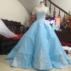 Cho thuê áo cưới giá rẻ hcm