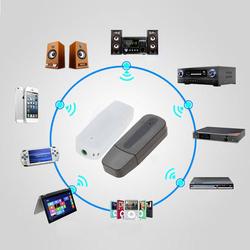 USB thu tín hiệu qua bluetooth đa phươn tiện -TM shop