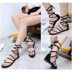 Giày sandal chiến binh quai kẹp