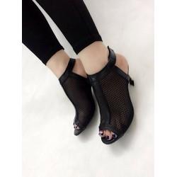 giày boot lưới cực chất hang loại 1-Pl118