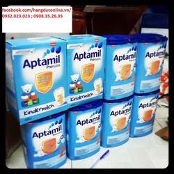 Sữa Aptamil Đức 800g số 1-2-3