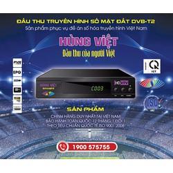Đầu thu kỹ thuật số DVB-T2 Hùng Việt TS123