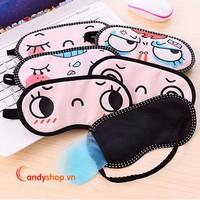 Miếng đeo mắt ngủ  candyshop88.vn