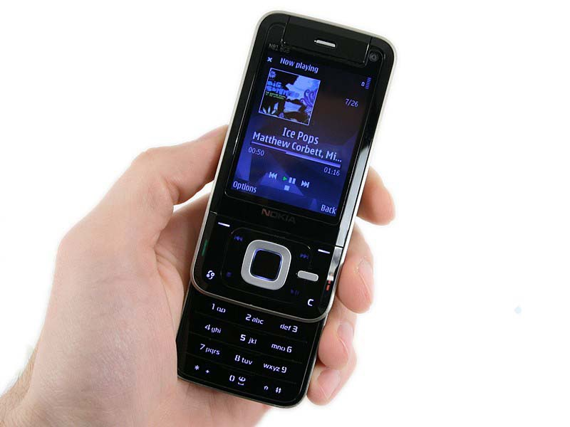 Nokia N81 Chính Hãng 4