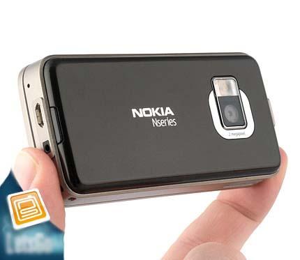 Nokia N81 Chính Hãng 6