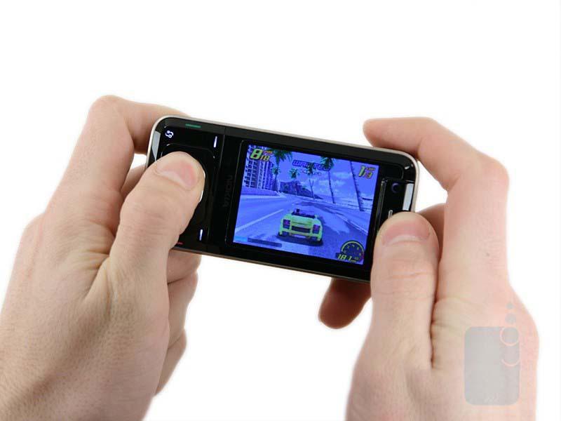 Nokia N81 Chính Hãng 7