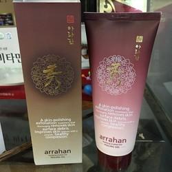 Tẩy da chết Arrahan Peeling gel
