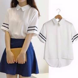 áo sơ mi thủy thủ